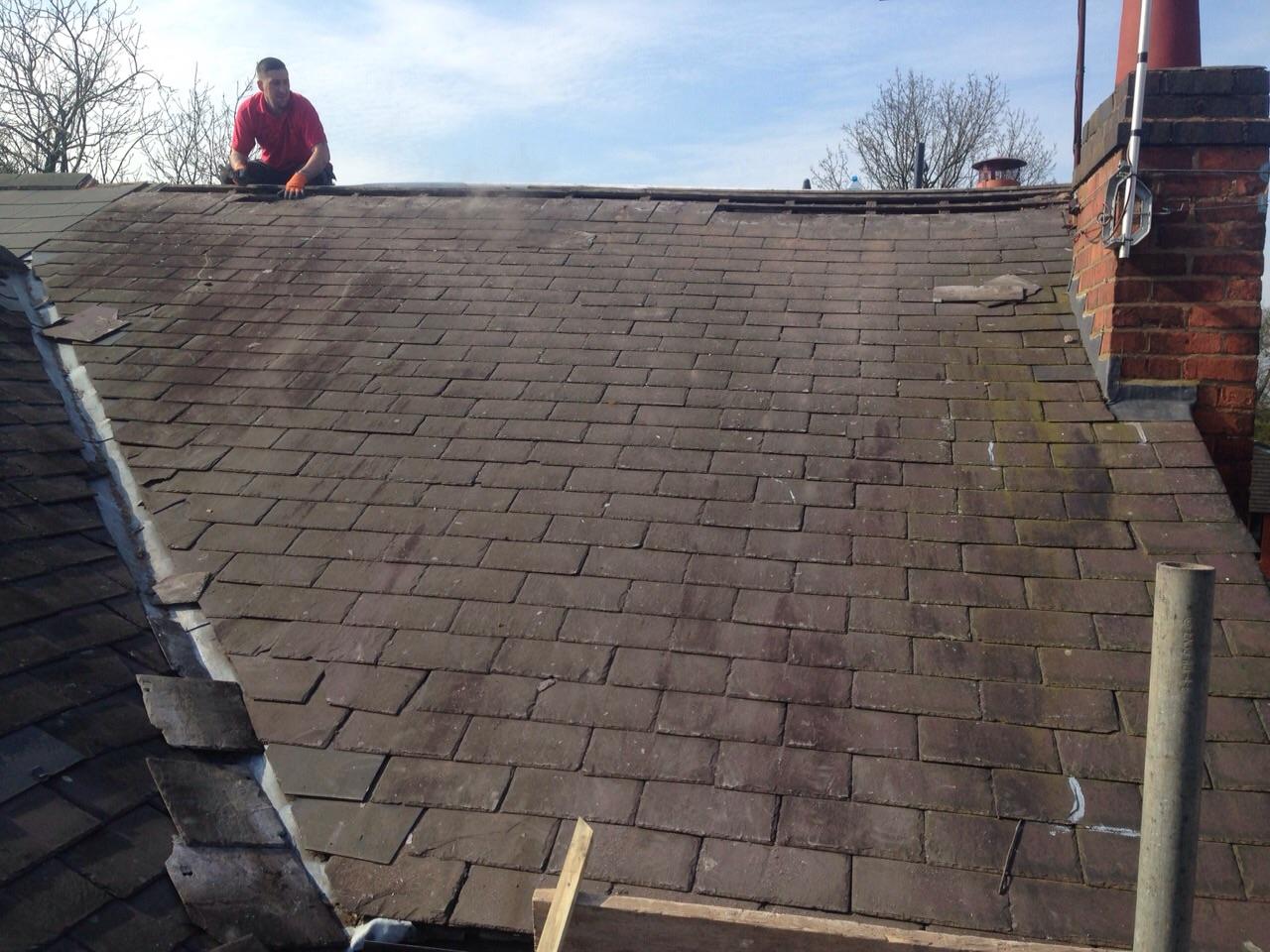 Roof Retiling Birmingham Roof Retiling Harborne Roof